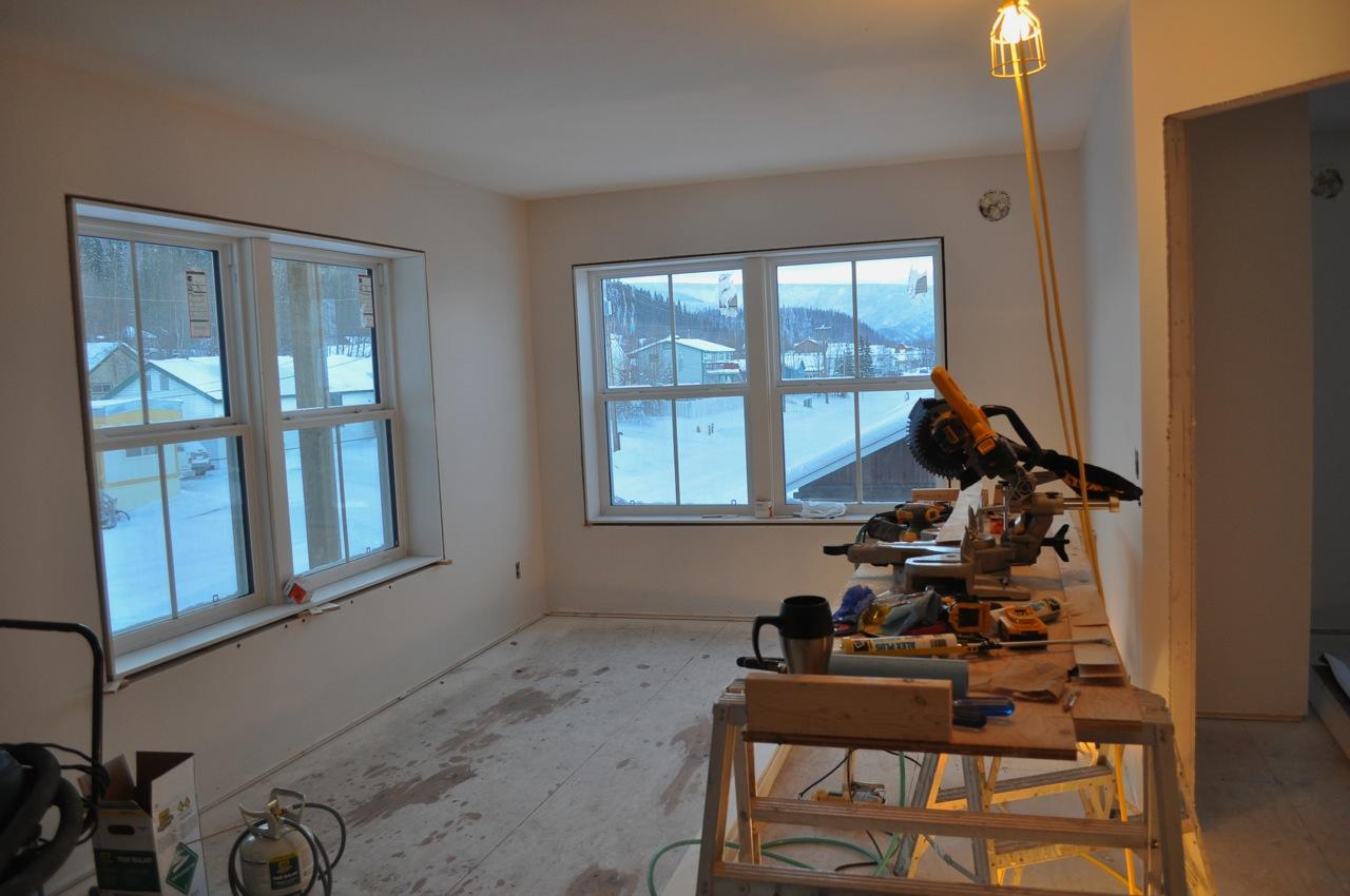 Apartments Construction Update Klondike Development Organization