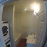 Bathroom (fisheye lens)